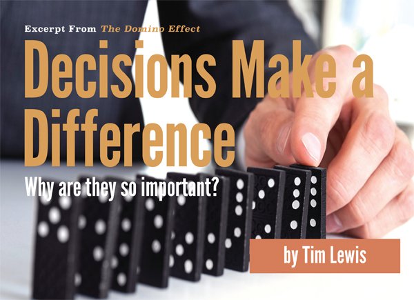 "Book Excerpt: ""The Domino Effect"" by Tim Lewis 