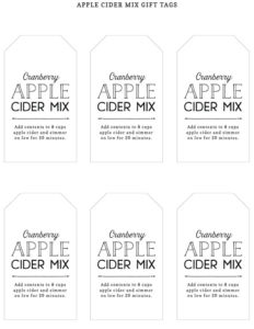 AppleCiderMix_GiftTags