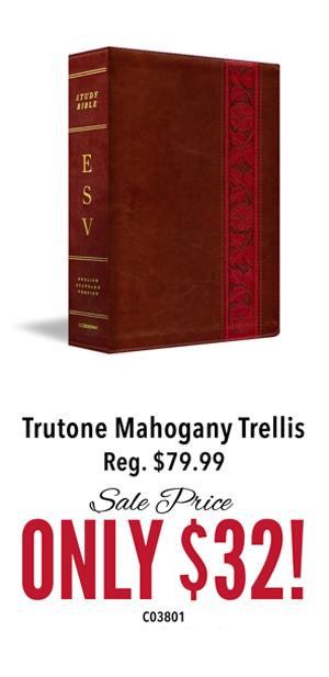 Mahogany Trellis