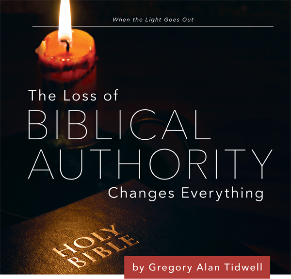 Loss of Biblical Authority